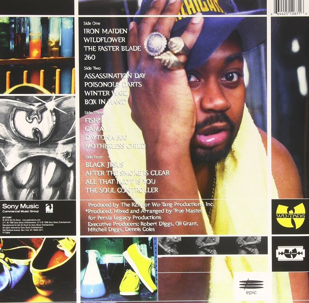 Ghostface Killah - Ironman