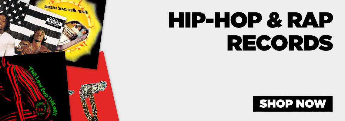 Rap & Hip-Hop Records