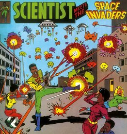 Scientist - Meets The Space Invaders