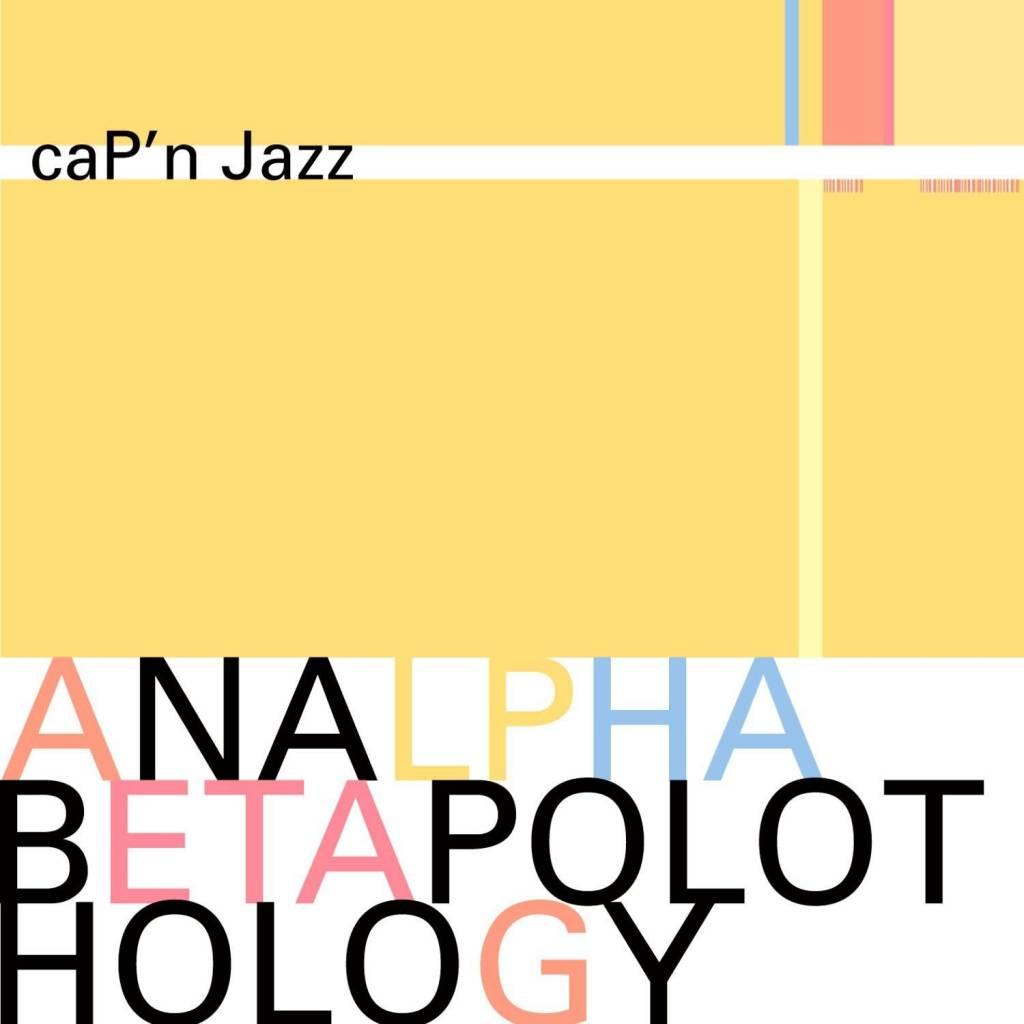 Cap'n Jazz - Analphabetapolothology