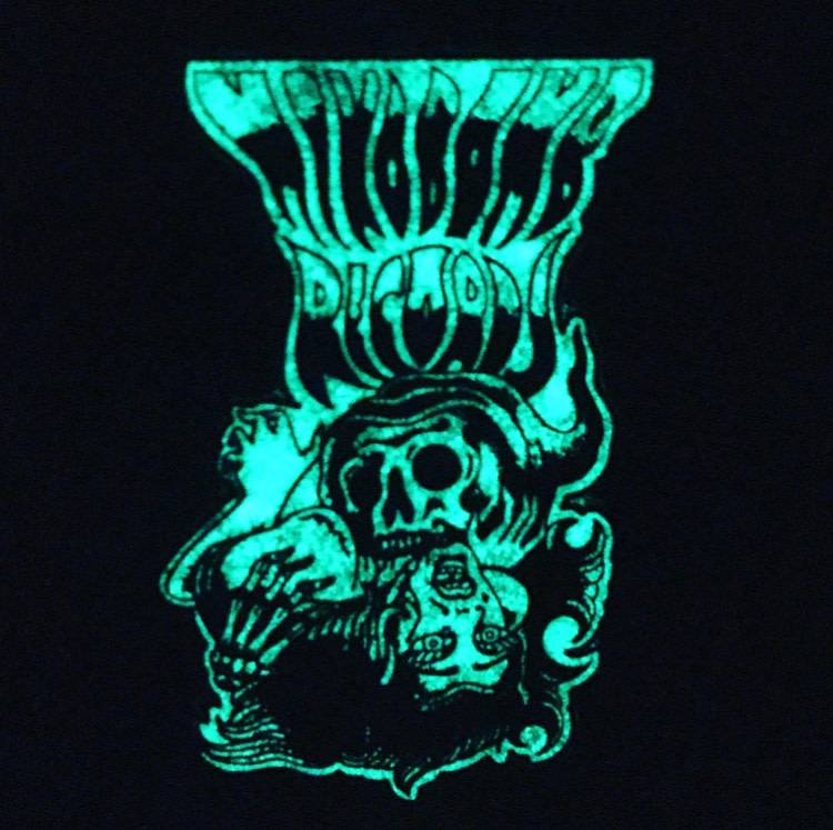 Glow In The Dark Reaper Pin