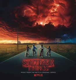 Soundtrack - Stranger Things: Music From The Netflix Original Series
