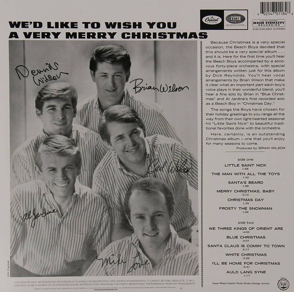 Beach Boys - Christmas Album