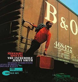 Jimmy Smith - Midnight Special