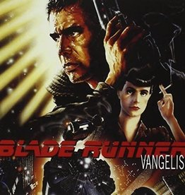 Vangelis ‎– Blade Runner (Music From The Original Soundtrack)