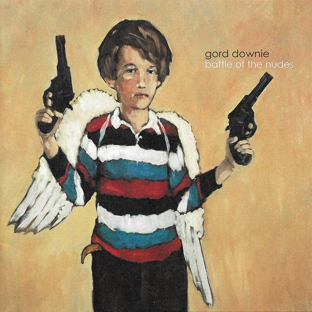 Gord Downie - Battle Of The Nudes