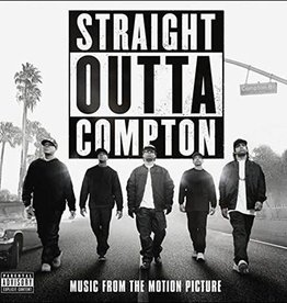 Soundtrack - Straight Outta Compton: Music From The Motion Picture