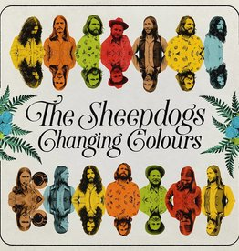 Sheepdogs - Changing Colours