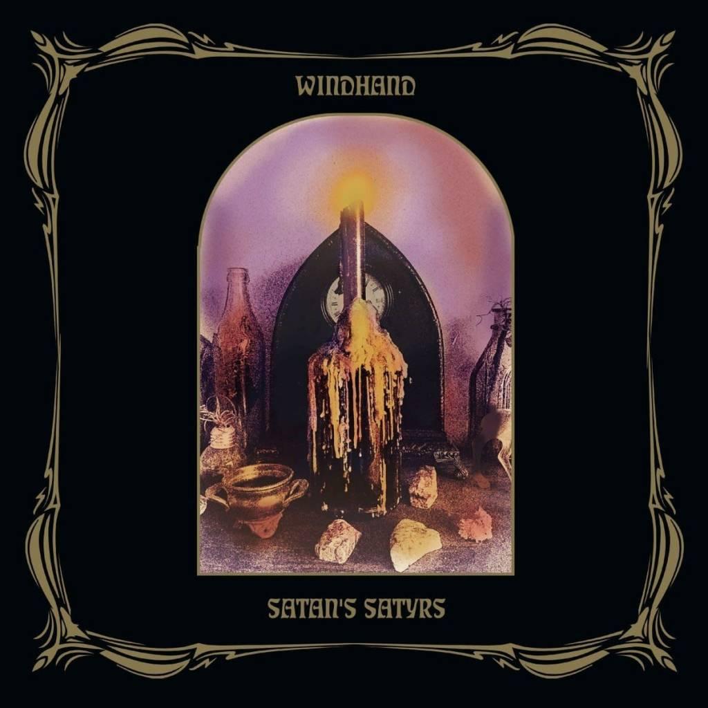 Windhand & Satan's Satyrs - Split