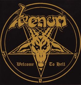 Venom - Welcome To Hell