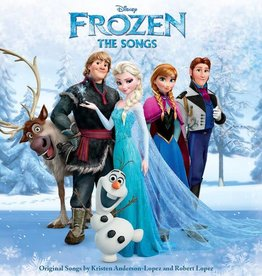 Kristen Anderson-Lopez And Robert Lopez - Frozen: The Songs