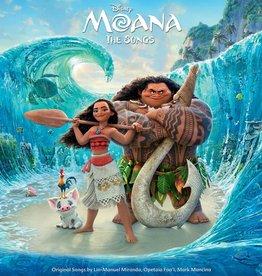 Soundtrack - Moana: The Songs