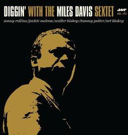 Miles Davis - Diggin' With The Miles Davis Sextet