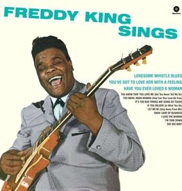 Freddy King - Sings