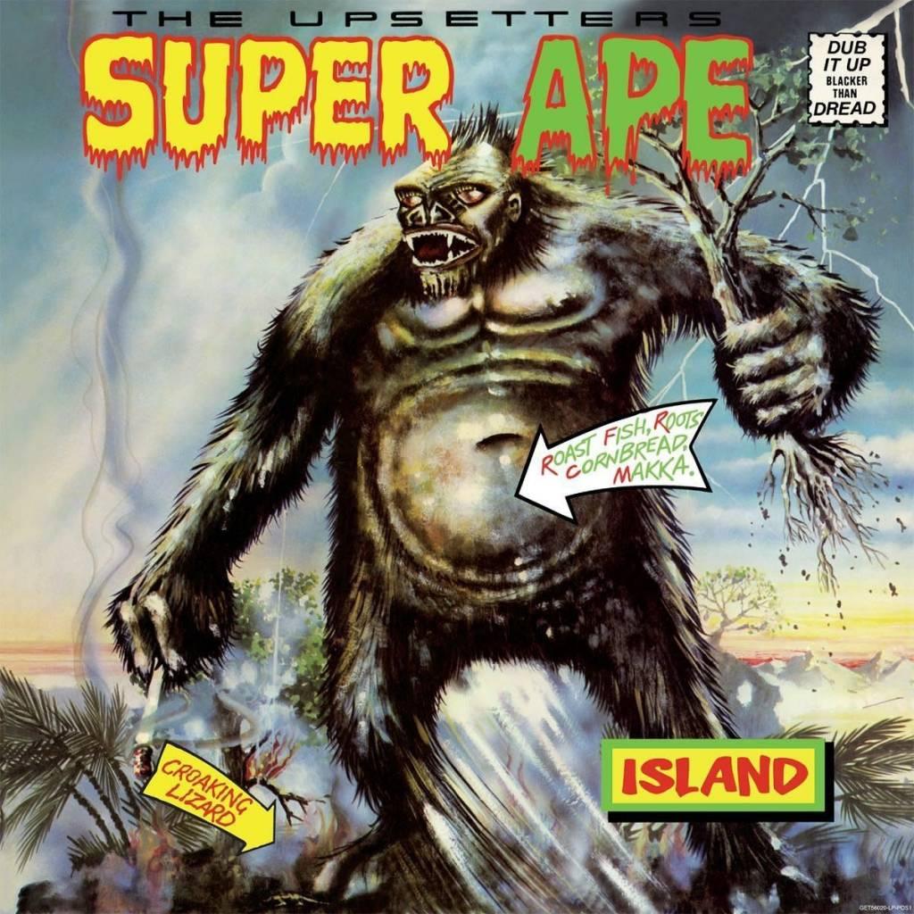 Lee Scratch Perry - Super Ape
