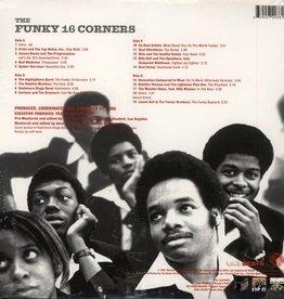 Various - Funky 16 Corners