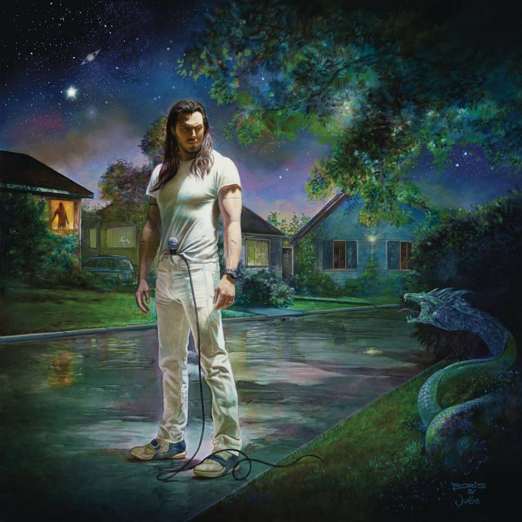 Andrew W.K. ‎– You're Not Alone