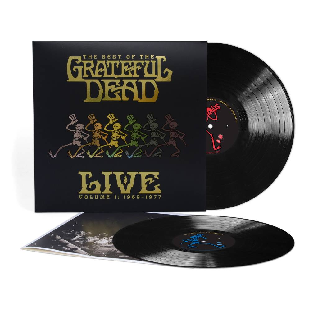 Grateful Dead - The Best Of The Grateful Dead Live Vol. 1