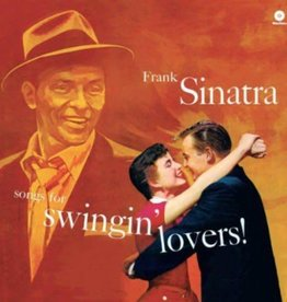 Frank Sinatra ‎– Songs For Swingin' Lovers!