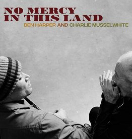 Ben Harper And Charlie Musselwhite ‎– No Mercy In This Land
