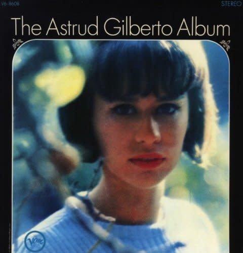 Astrud Gilberto – The Astrud Gilberto Album