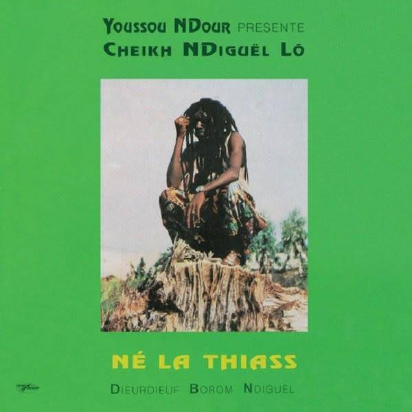 Cheikh Lô – Né La Thiass