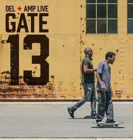 Del Tha Funkee Homosapien & AMP Live – Gate 13