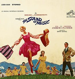 Rodgers And Hammerstein - The Sound Of Music (An Original Soundtrack Recording)