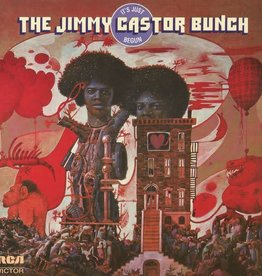 Jimmy Castor Bunch ‎– It's Just Begun