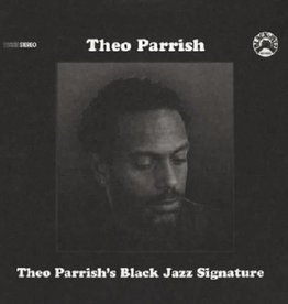 Theo Parrish – Theo Parrish's Black Jazz Signature