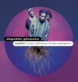 Digable Planets – Reachin' (A New Refutation Of Time And Space)