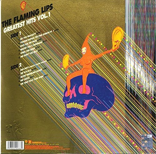 Flaming Lips ‎– Greatest Hits Vol. 1