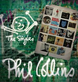 Phil Collins ‎– The Singles