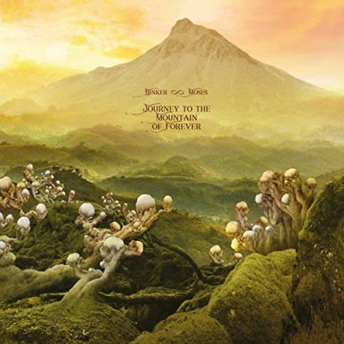 Binker And Moses - Journey To The Mountain Of Forever