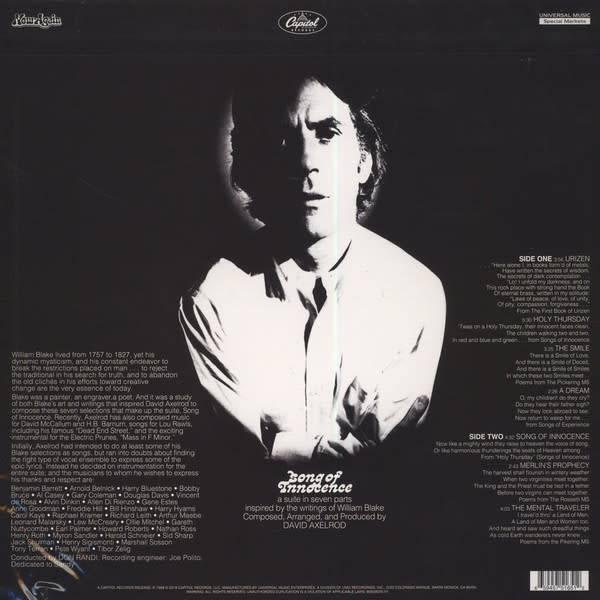 David Axelrod - Song Of Innocence