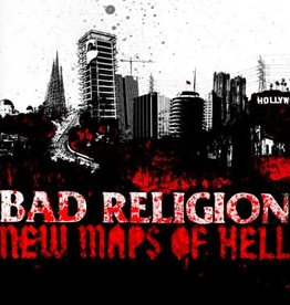 Bad Religion ‎– New Maps Of Hell