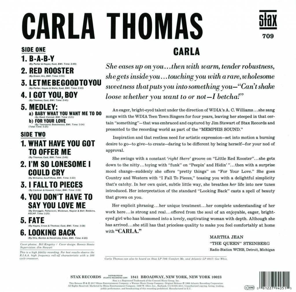 Carla Thomas – Carla