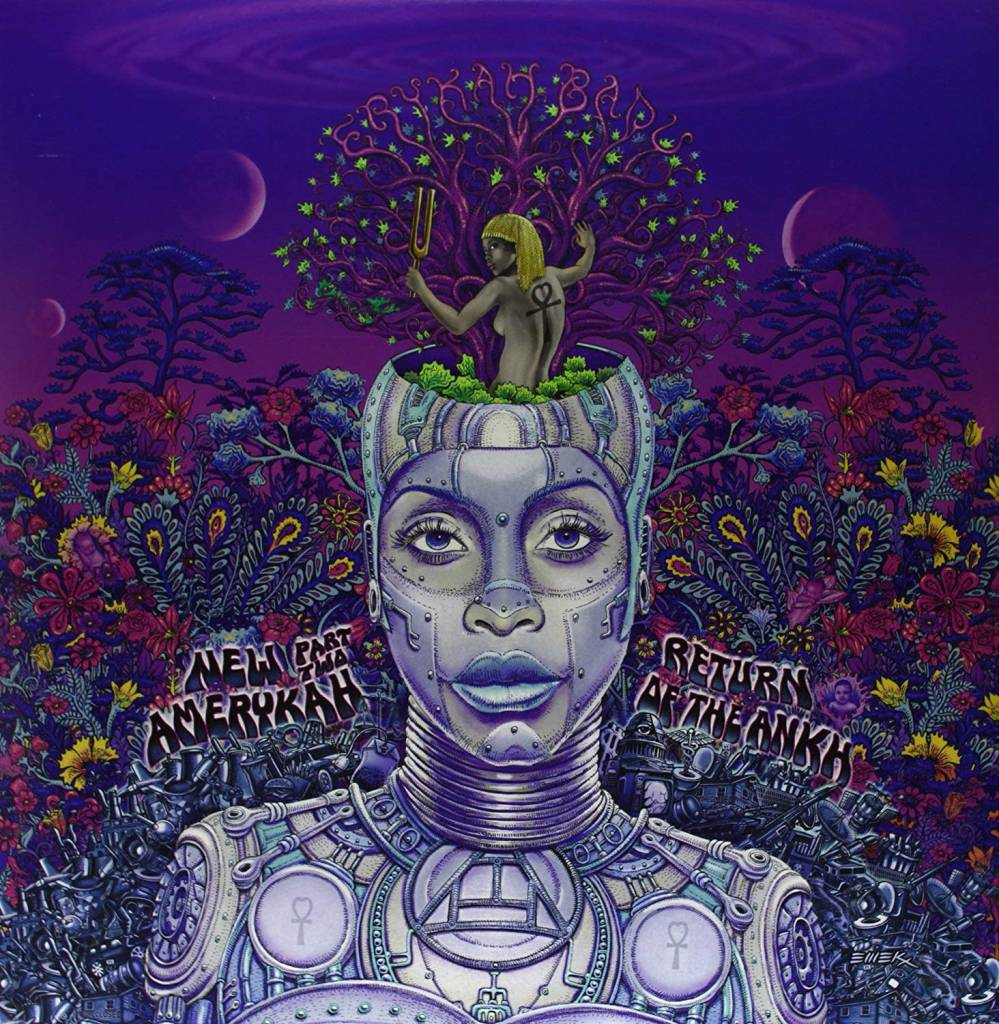 Erykah Badu - New Amerykah Part Two