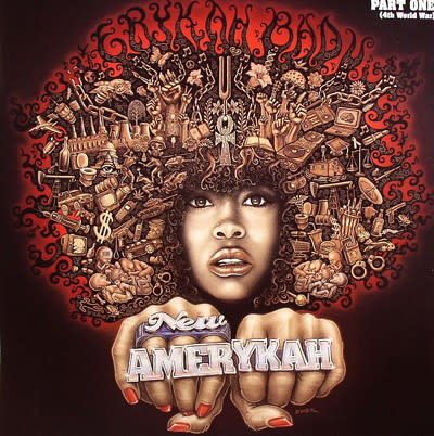 Erykah Badu - New Amerykah Pt. 1 (4th World War)