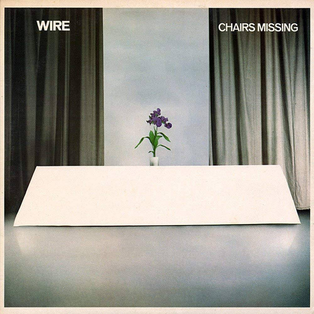 Wire – Chairs Missing