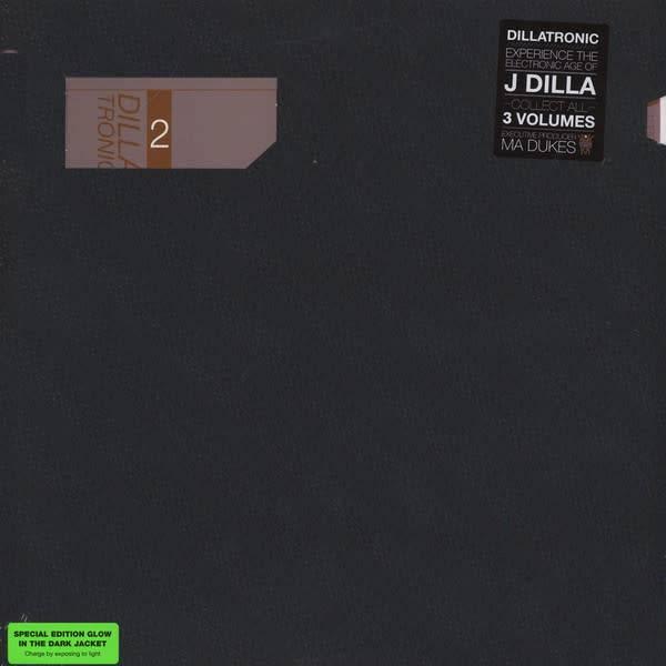J Dilla - Dillatronic Vol. 2