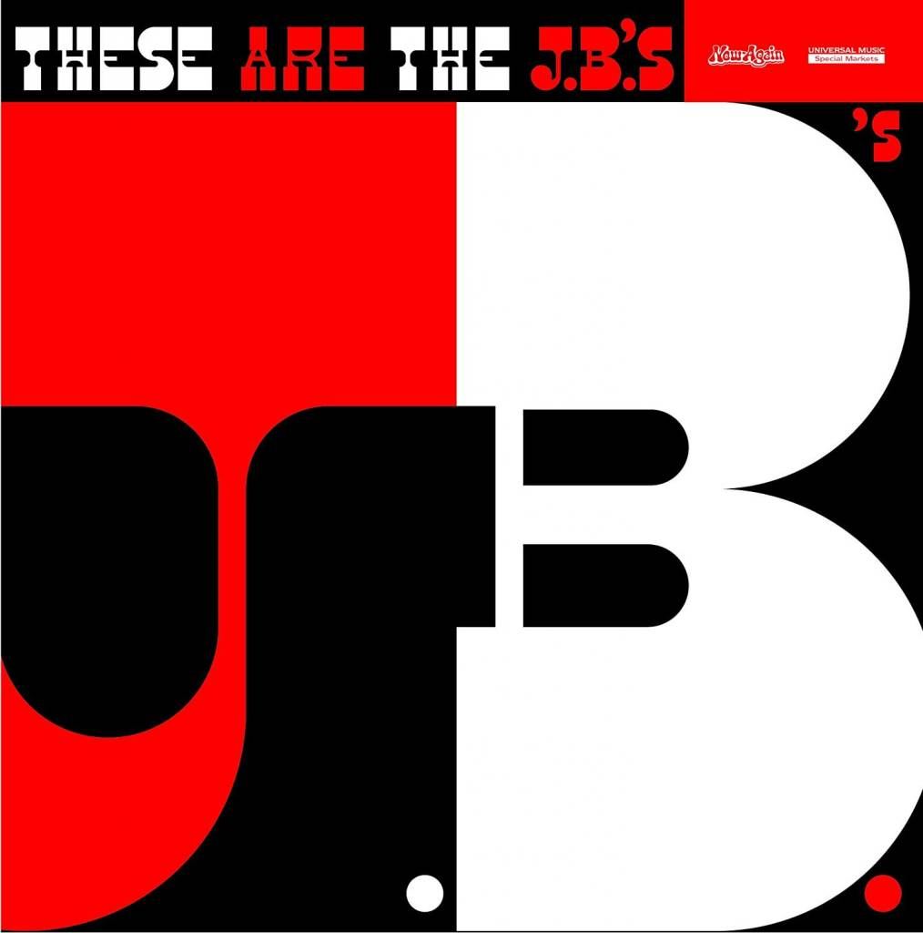 J.B.'s - These Are The J.B.'s