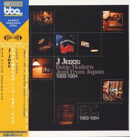 Various – J Jazz: Deep Modern Jazz From Japan 1969-1984