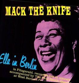 Ella Fitzgerald - Mack The Knife-Ella In Berlin