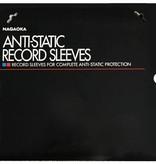 Nagaoka No. 102 Anti-Static Record Sleeves: Pack of 50