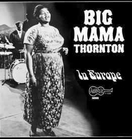 Big Mama Thornton - In Europe