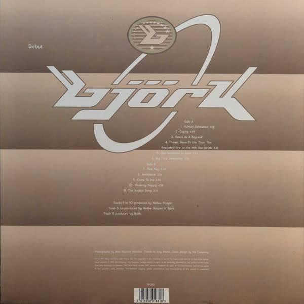 Bjork - Debut