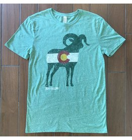 ST OF COLO RAM TEE MENS