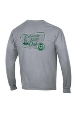 GEAR FOR SPORTS COLO STATE THUMBS UP DAD LS TEE