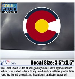 State of Colorado Decal